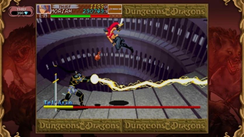 Screenshot 6 - Dungeons & Dragons: Chronicles of Mystara