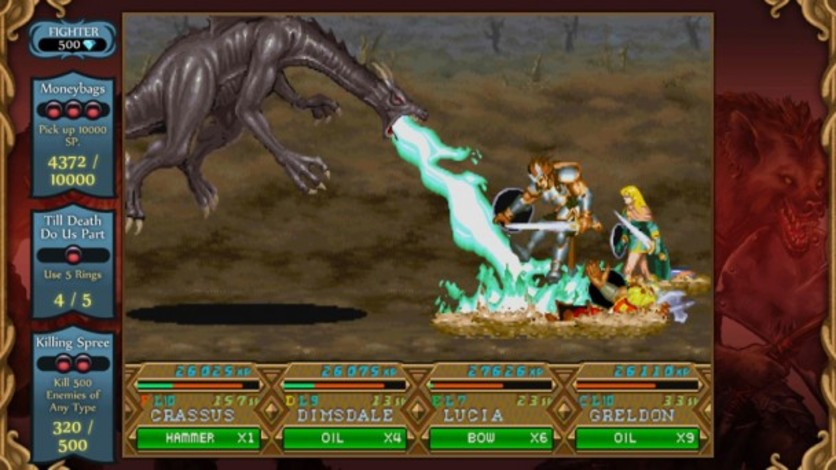 Screenshot 3 - Dungeons & Dragons: Chronicles of Mystara