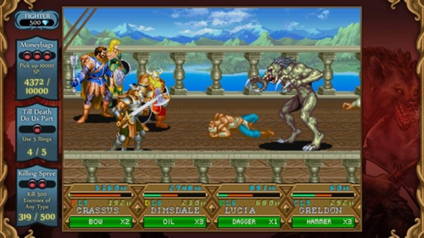 Screenshot 5 - Dungeons & Dragons: Chronicles of Mystara