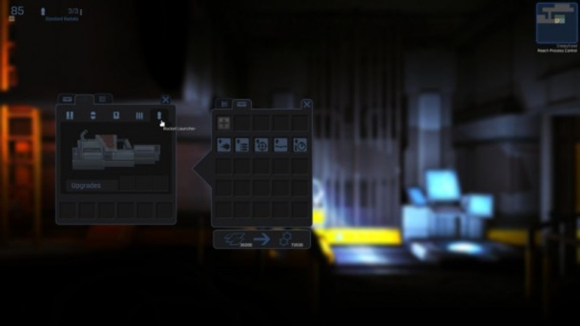 Screenshot 3 - Dark Matter