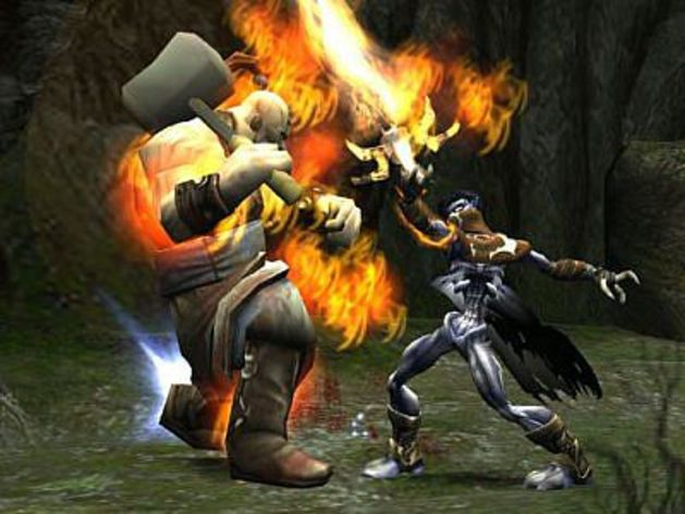Screenshot 2 - Legacy of Kain: Defiance