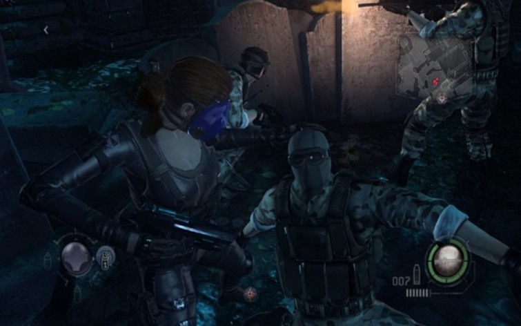 Screenshot 4 - Resident Evil: Operation Raccoon City