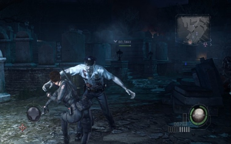 Screenshot 3 - Resident Evil: Operation Raccoon City