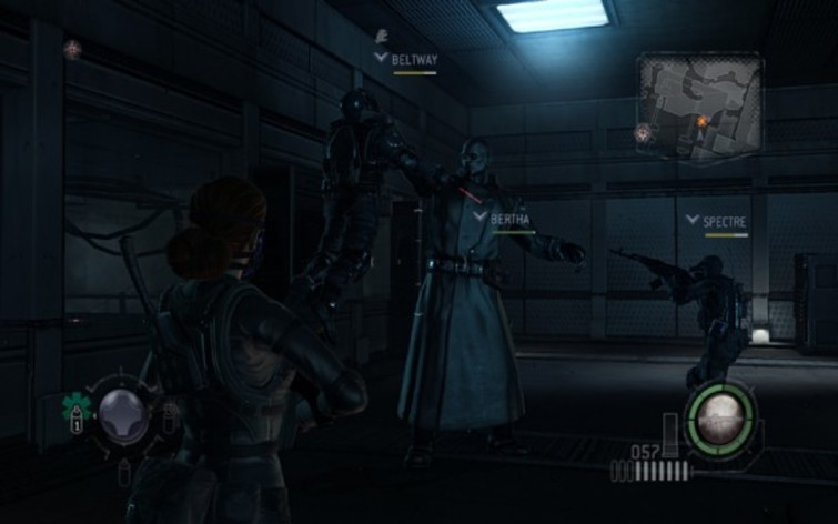 Screenshot 8 - Resident Evil: Operation Raccoon City
