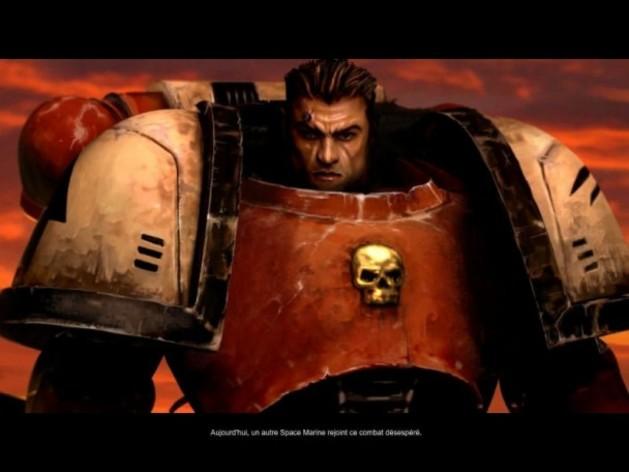 Screenshot 4 - Warhammer 40.000: Dawn of War II