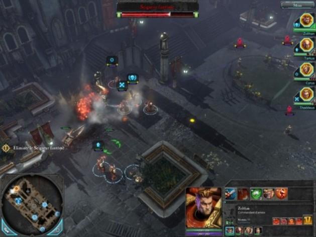 Screenshot 3 - Warhammer 40.000: Dawn of War II