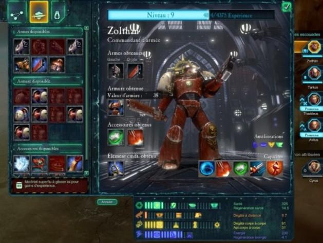 Screenshot 9 - Warhammer 40.000: Dawn of War II