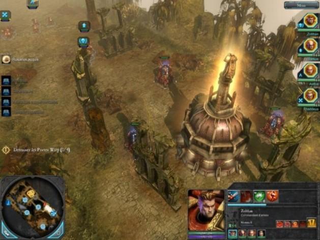 Screenshot 10 - Warhammer 40.000: Dawn of War II