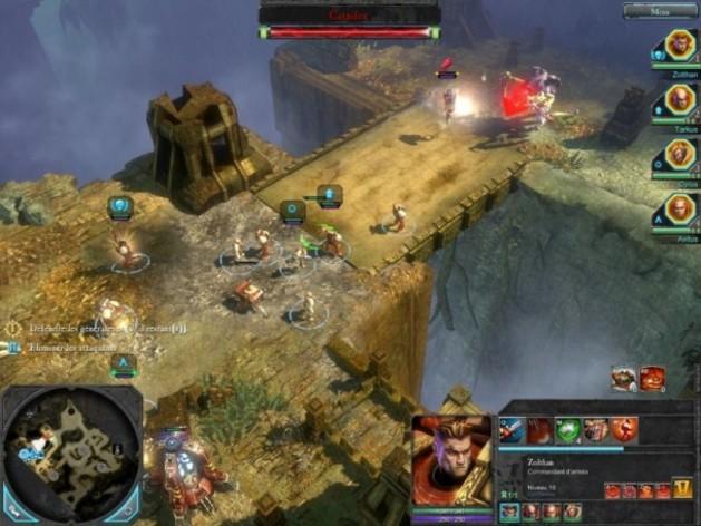 Screenshot 6 - Warhammer 40.000: Dawn of War II
