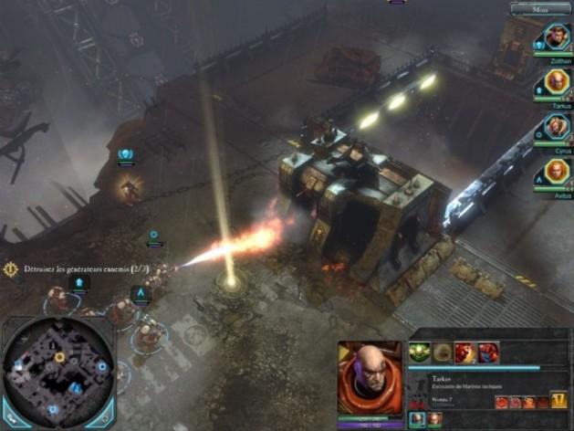 Screenshot 8 - Warhammer 40.000: Dawn of War II