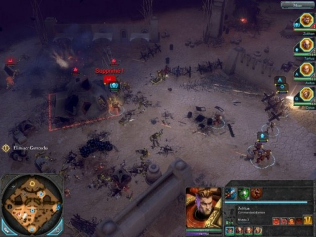 Screenshot 5 - Warhammer 40.000: Dawn of War II