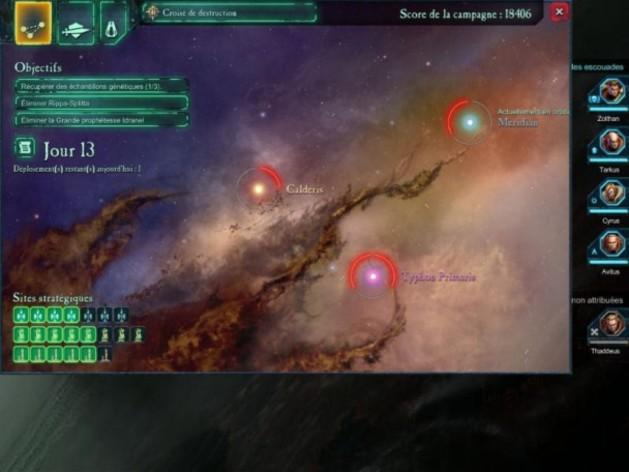 Screenshot 2 - Warhammer 40.000: Dawn of War II