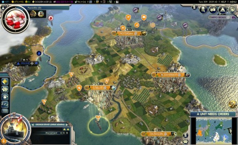 Screenshot 4 - Sid Meier's Civilization V: Gods & Kings