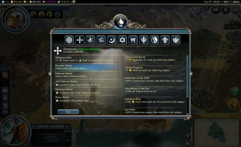 Screenshot 5 - Sid Meier's Civilization V: Gods & Kings