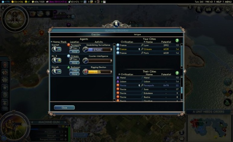 Screenshot 6 - Sid Meier's Civilization V: Gods & Kings