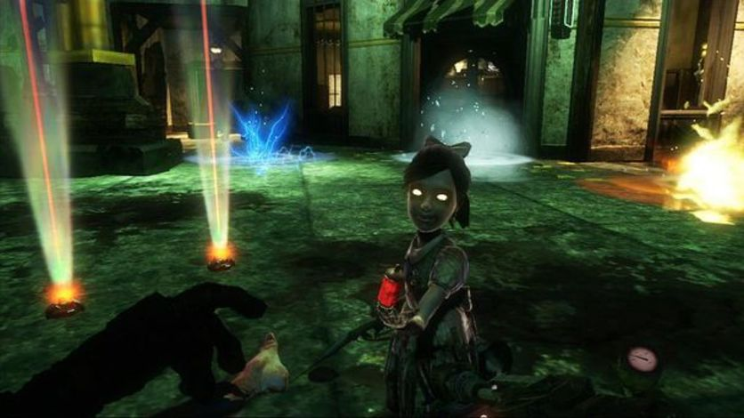 Screenshot 4 - BioShock 2