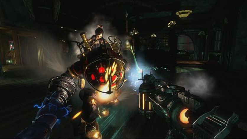 Screenshot 8 - BioShock 2