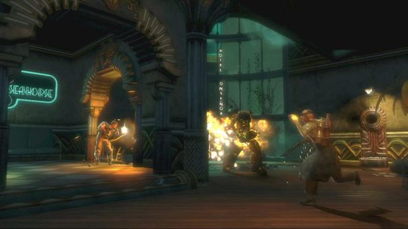Screenshot 7 - BioShock 2