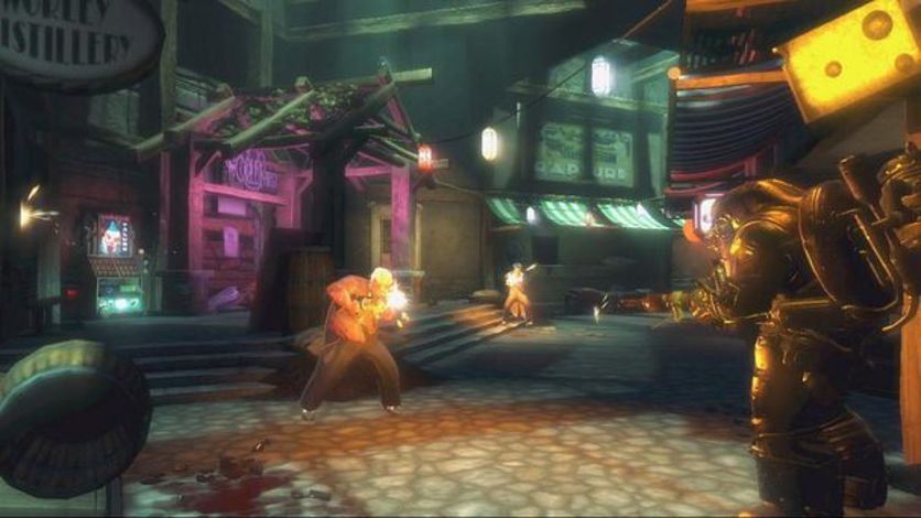 Screenshot 3 - BioShock 2