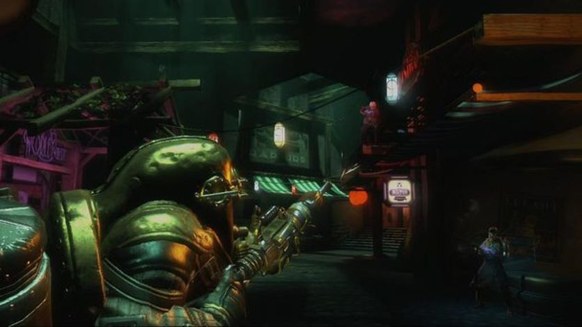 Screenshot 6 - BioShock 2