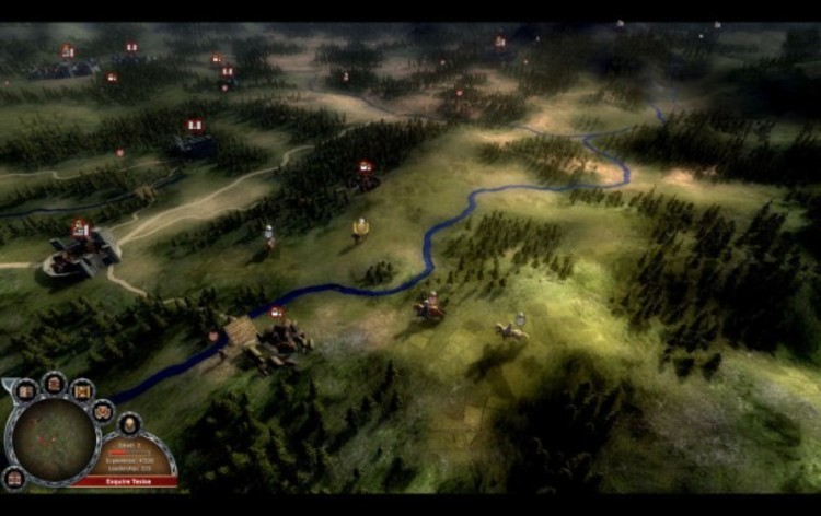 Screenshot 2 - Real Warfare 2: Northern Crusades