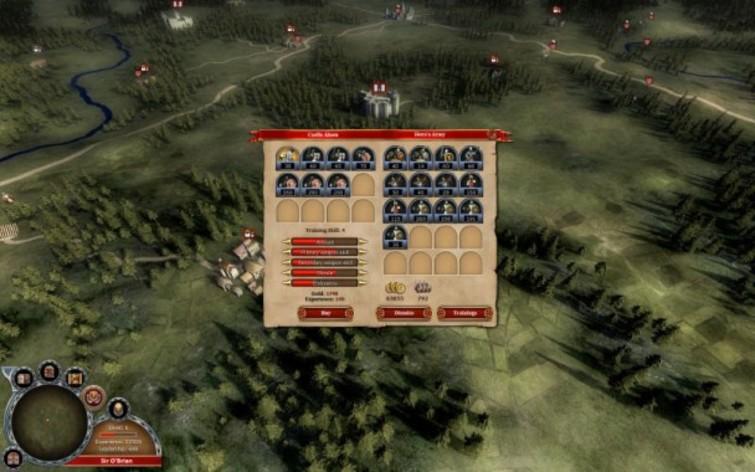 Screenshot 4 - Real Warfare 2: Northern Crusades