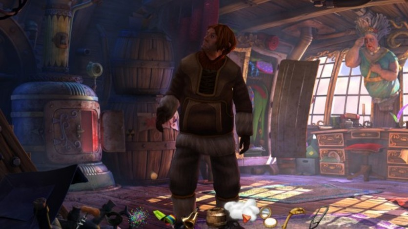 Screenshot 8 - The Book of Unwritten Tales: The Critter Chronicles