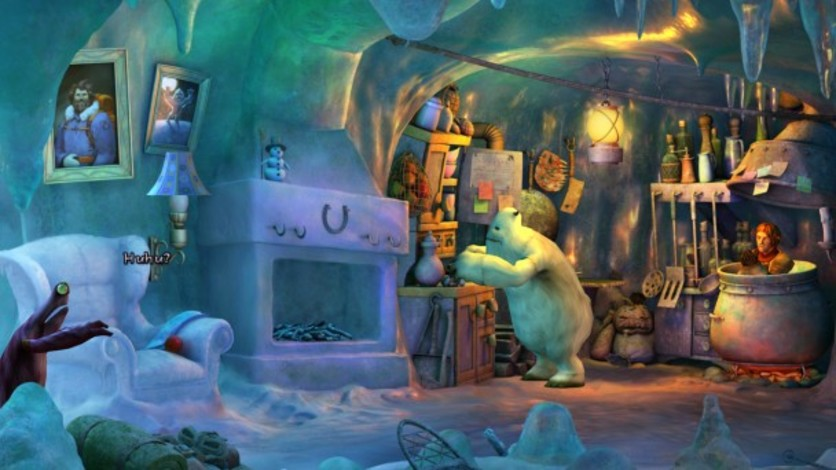 Screenshot 3 - The Book of Unwritten Tales: The Critter Chronicles
