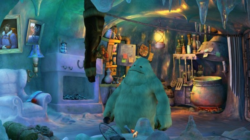 Screenshot 5 - The Book of Unwritten Tales: The Critter Chronicles