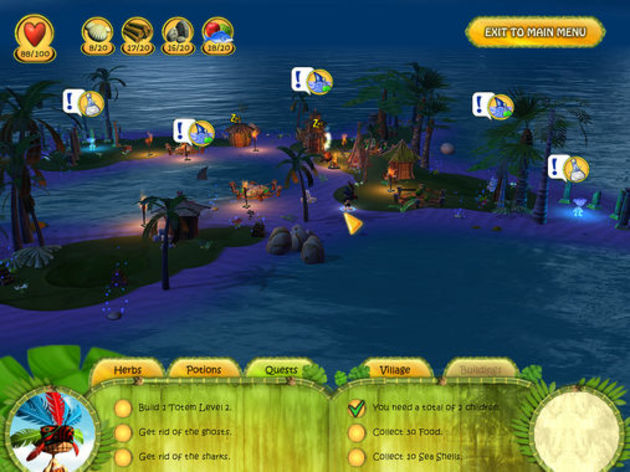 Screenshot 9 - Shaman Odyssey: Tropic Adventure