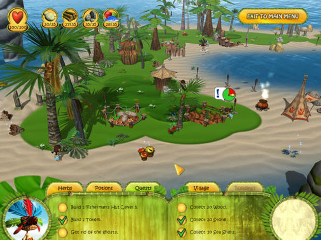 Screenshot 10 - Shaman Odyssey: Tropic Adventure