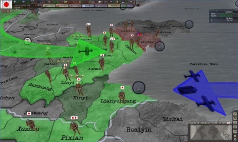 Screenshot 6 - Hearts of Iron 3 - Their Finest Hour