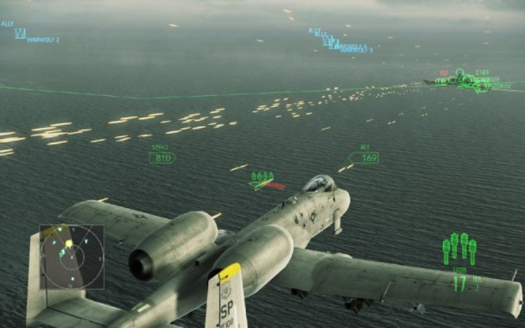 Screenshot 8 - Ace Combat Assault Horizon - Enhanced Edition