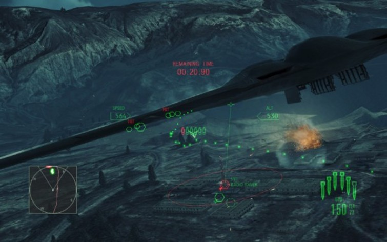 Screenshot 11 - Ace Combat Assault Horizon - Enhanced Edition