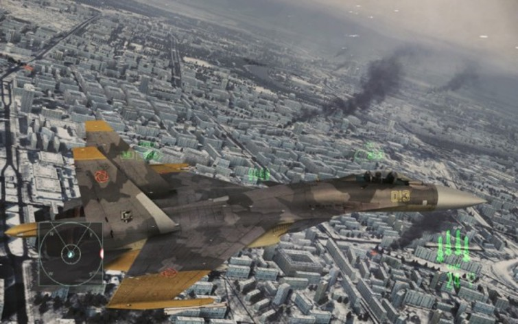 Screenshot 4 - Ace Combat Assault Horizon - Enhanced Edition