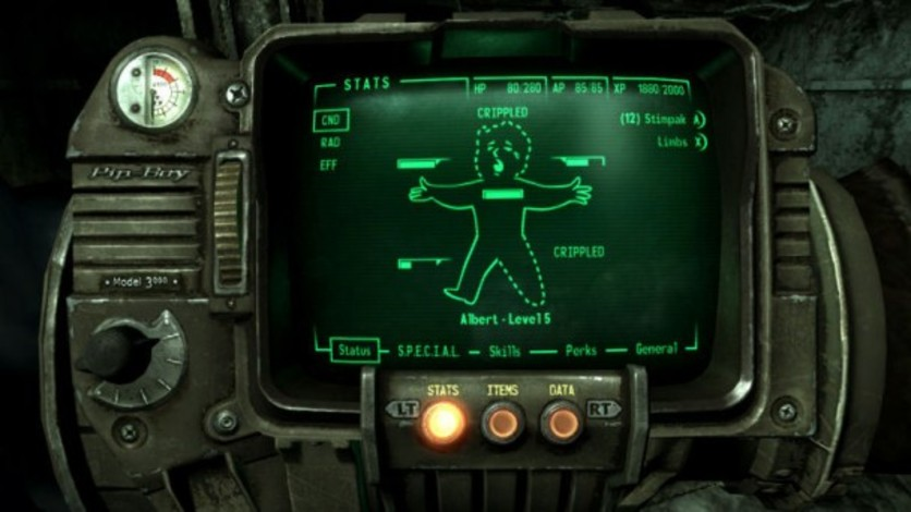 Screenshot 4 - Fallout 3 GOTY Edition