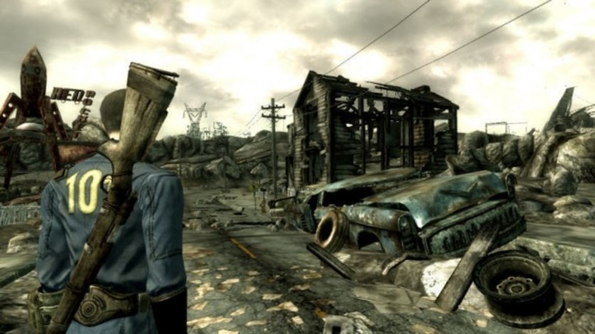 Screenshot 5 - Fallout 3 GOTY Edition