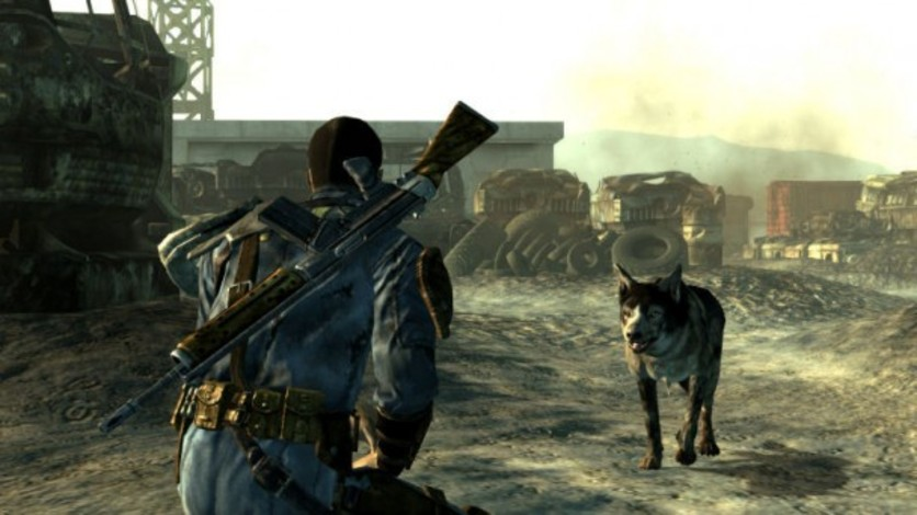 Screenshot 2 - Fallout 3 GOTY Edition