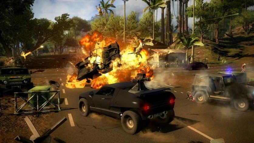 Screenshot 2 - Just Cause 2