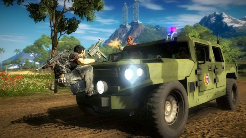 Screenshot 5 - Just Cause 2