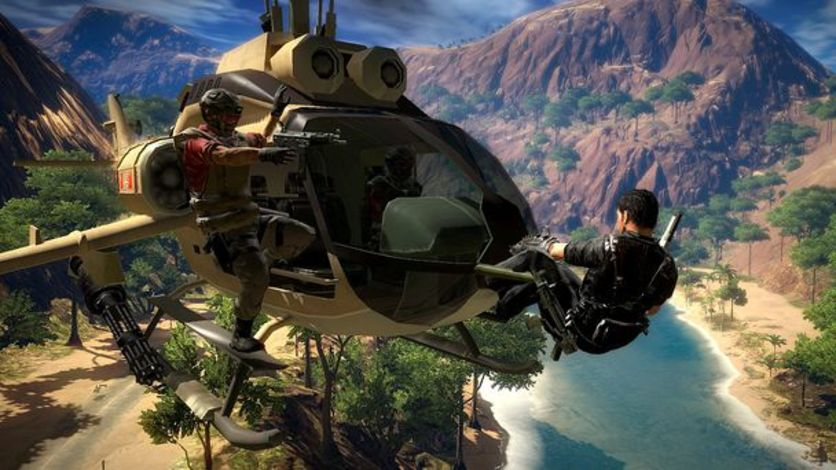 Screenshot 8 - Just Cause 2