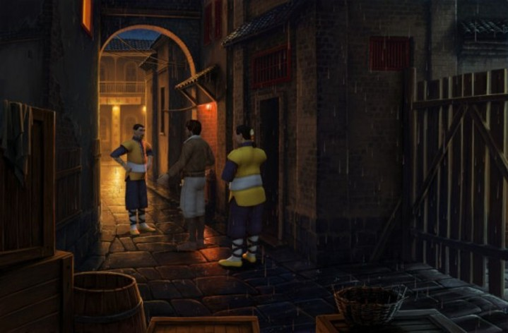 Screenshot 5 - Lost Horizon