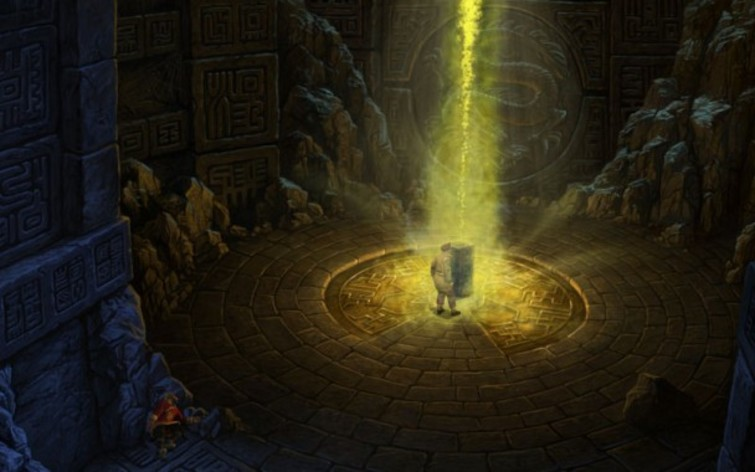 Screenshot 3 - Lost Horizon