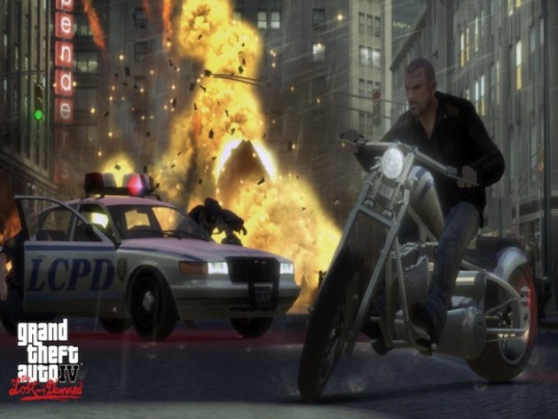 Screenshot 8 - Grand Theft Auto IV:  The Lost & Damned