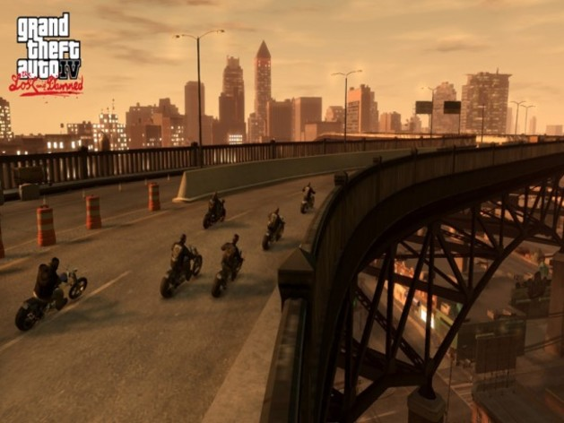 Screenshot 6 - Grand Theft Auto IV:  The Lost & Damned