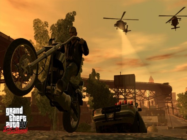 Screenshot 9 - Grand Theft Auto IV:  The Lost & Damned