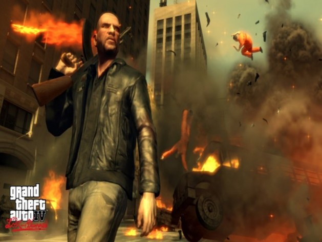 Screenshot 4 - Grand Theft Auto IV:  The Lost & Damned
