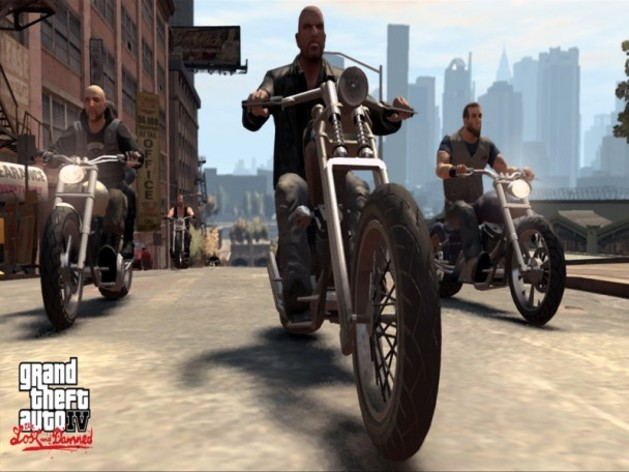 Screenshot 5 - Grand Theft Auto IV:  The Lost & Damned