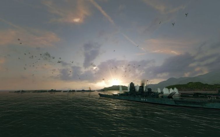 Screenshot 4 - Battlestations Pacific