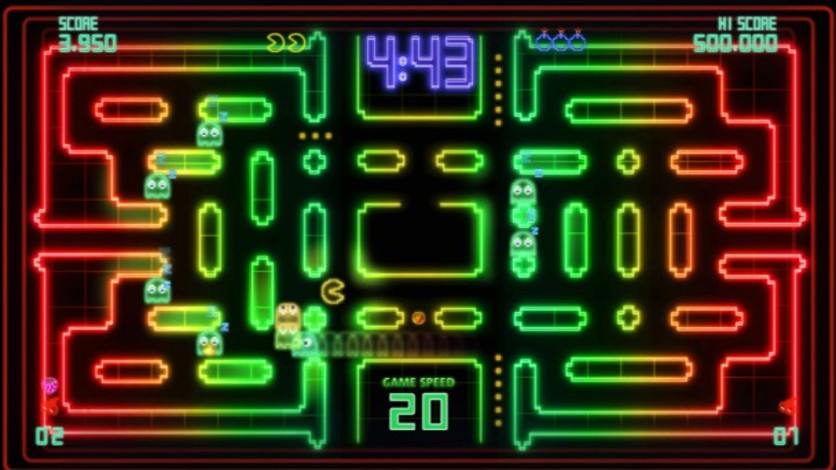 Screenshot 8 - PAC-MAN Championship Edition DX+ All You Can Eat Edition